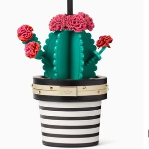 Kate Spade New York Scenic Route Cactus Bag New